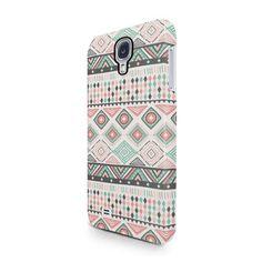 Indie Aztec Tribal Mosaic Rad Boho Hipster Pattern Hard Plastic Samsung Galaxy S4 Phone Case Cover Hipster Pattern, Samsung Galaxy S4, Aztec, Mosaic, Indie, Plastic, Phone Cases, Boho, Cover