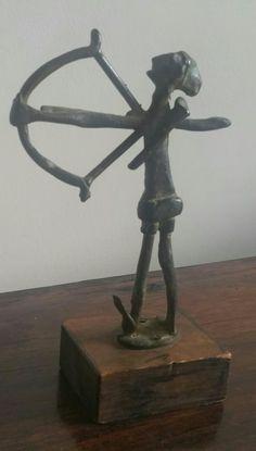 Franco d'Aspro Bronze Archer