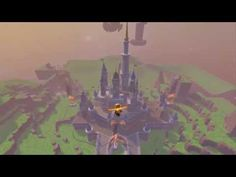 DISNEY INFINITY: Toy Box Game Creation