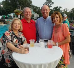 Hoover Country Club 2015. Member Guest Tournament after party