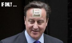 #Tory website tries to delete #Cameron's history of broken promises