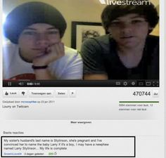 louis tomlinson, harry styles, OMG, this is A+++ !!! X'''D this fandom! aahahahahaha larry stylinson bromance .xx
