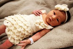 Going home dress by The Crochet Crowd®, via Flickr