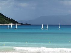 Sailing school in Vassiliki, Lefkada Great for windsurfing and sailing