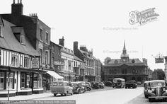 Market Place, 1955