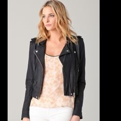 Love this motorcycle jacket!