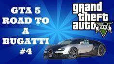 "GTA 5 Online - Road To A Bugatti #4 - ""HALF WAY THERE!"" (GTA V Online)"