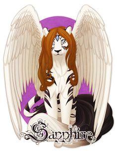 Sapphire by Plaguedog.deviantart.com on @DeviantArt