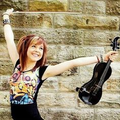 Lindsey Stirling just got to 3,000,000 subscribers!! Congrats Lindsey!!