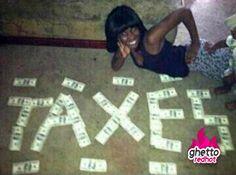 Taxes = Hood Rich.... Lol at u not with u haaaa