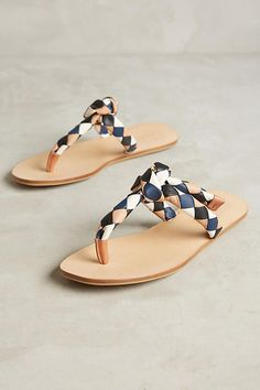 747bf3dc8220c Slide View: 1: See By Chloe Braided Leather Sandals Chloe Sandals, Chloe  Shoes