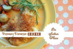 Rosemary Parmesan Chicken
