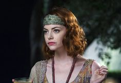 emma stone - magic in the moonlight