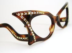 Vintage Cat Eye Frames