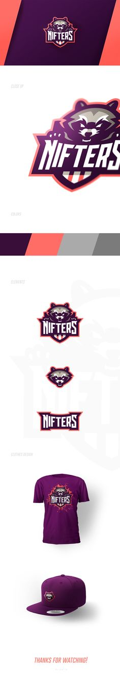Nifters on Behance