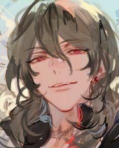 Pinterest Fantasy Character Design, Character Art, Cute Characters, Anime Characters, Manga Art, Anime Manga, Sakuma Rei, Cute Art Styles, Handsome Anime Guys