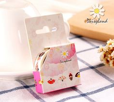 JD208  1.5cm Wide Kimono Girl Japanese Style Fan Washi Tape Adhesive Tape DIY Scrapbooking Sticker Label Masking Tape