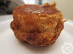 Image of Kouign Amman at Dominique Ansel Bakery in NYC, New York