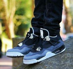 """Air Jordan 4 """"Fear"""""""