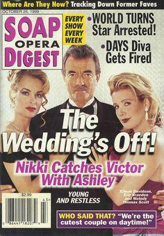 Classic Soap Opera Digest Covers — classicsodcovers:   Classic SOD Cover Date:...