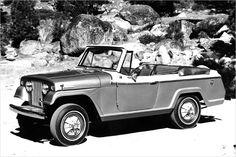 "Jeep ""Jeepster"" Commando: 1967-1973"