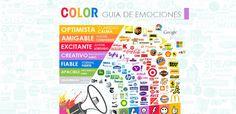 Por qué Facebook es azul? El Marketing de los colores.