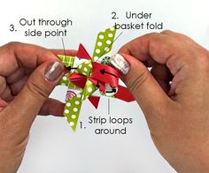 How to Fold German Star Dimensional Points Christmas Crafts To Make, Christmas Makes, Christmas Star, Handmade Christmas, Holiday Crafts, Gift Crafts, German Christmas, Holiday Decorations, Holiday Fun