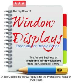 Windows that WOW don't happen by accident. The newest Too Good to be Threw Product for the Professional Resaler