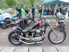 Rigid_EVO Bratstyle Japanese Influence Bike Photos - Page 23 - The Sportster and Buell Motorcycle Forum