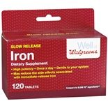 Walgreens Slow Release Iron Dietary Supplement Tablets Shop