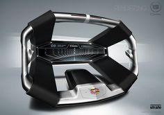 Cadillac HORIZON (2+2 sport coupe)