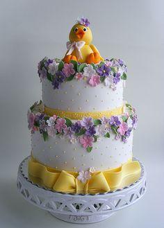 Sweet Duck Cake
