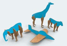 15 Eco-Friendly Toys - From Hand-Sculpted Extinct Animals to Bamboo Baby Toys (TOPLIST)
