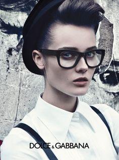 Dolce & Gabbana Fall Winter 2011.12 by Steven Klein