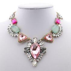 today onlyStatement necklace Last piece. New. Retail Jewelry Necklaces