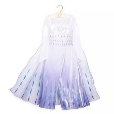 Frozen 2 Girls Elsa Princess Long Sleeve Cosplay Costume Dresses With Cape For Party Holidays Little Girl Toys, Toys For Girls, Girl Costumes, Cosplay Costumes, American Girl, Disney Store, Frozen Toys, Frozen Elsa Dress, Princess Toys