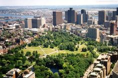 Boston Common, Boston.  Almost as beautiful as Central Park.  But you must walk the Freedom Trail to really know Boston and why it is so special to many of us from the East.