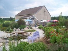 Sarah's Vineyard for Wood Fired Pizza in the summer | 1204 W. Steels Corners Rd., Cuyahoga Falls