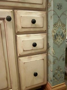 pictures of painted cabinets before and after llc louisville faux