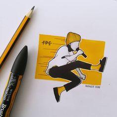 807 Likes, 3 Comments - ira Twenty One Pilots Drawing, Art Sketches, Art Drawings, Arte Sketchbook, Sketchbook Ideas, Joshua William Dun, Cool Bands, New Art, Art Inspo