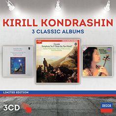 Kirill Kondrashin - Kiril Kondrashin: Three Classic Albums, Blue