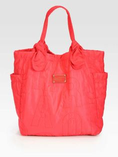 Love the MARC by Marc Jacobs Pretty Nylon Medium Tate Tote on Wantering.