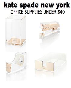 kate spade office supplies - Buscar con Google