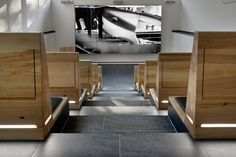 Meetings/Schulungen/Seminare/Konferenzen - Ebbtron in Solingen Workshop, Modern Office Design, Ab Sofort, Coworking Space, Auditorium, Conference Room, Business, Table, Furniture