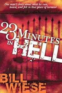 23 Minutes In Hell describes Bill Wiese's out-of-body experience in hell. Learn more about his experience, andseewhat the Bible says about hell.