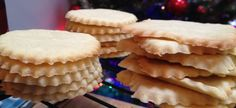 French Shortbread Cookies