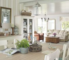 Freshwater Bay / Spring Summer 2014 / Laura Ashley / Home Collection