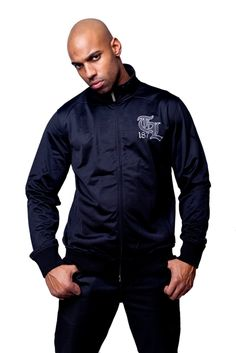 Thug Life Track Jacket