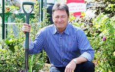 Alan Titchmarsh, gardener and television host