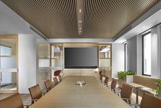 Workplace, Interior Architecture, Studio, Table, Interiors, Technology, Furniture, Design, Home Decor